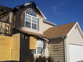 Fire Case Study - Single Family Home