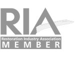 The Restoration Industry Association (RIA) serves and represents the interests of the commercial and residential restoration and cleaning industries by promoting the highest ethical standards