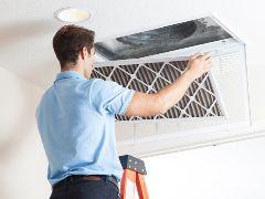 Duct Cleaning Projects