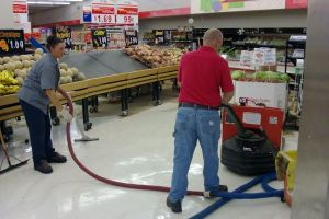 Grocery Water Damage Restoration